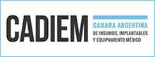 Cámara Argentina de insumos, implantables y equipamiento médico
